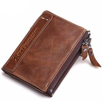 Kavis Wallet - Genuine Leather