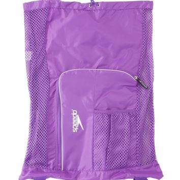 Speedo Deluxe Ventilator Mesh Bag at SwimOutlet.com