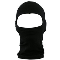 The Hat Depot 200h Spandex Ultra Thin 100% Cotton Ski Face Mask