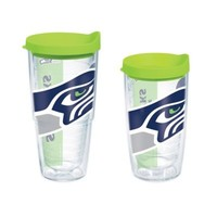 Tervis® Seattle Seahawks Wrap Tumbler with Green Lid