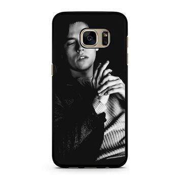 Jughead Jones Riverdale Cole Sprouse 1 Samsung Galaxy S7 Case
