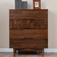 Tessuto 4-drawer Chest | Overstock.com Shopping - The Best Deals on Dressers