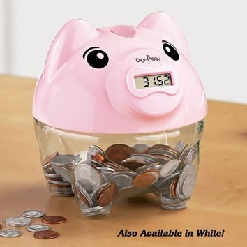 Digi-Piggy® @ Fresh Finds