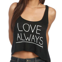 Love Always Tank | Shop Tops at Wet Seal