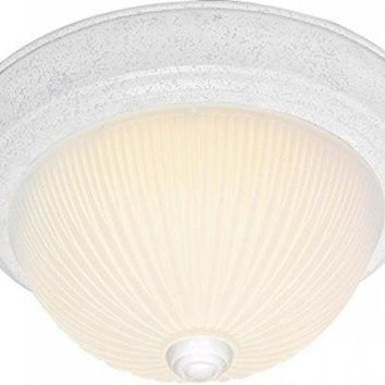 "Nuvo 76-131 - 11"" Close-To-Ceiling Flush Mount Ceiling Light"