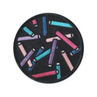 Abstract Shape Patch