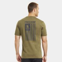 Men's WWP Freedom Flag T-Shirt | 1230779 | Under Armour US