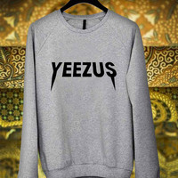 Yeezus Kanye West sweater sweatshirt unisex adult