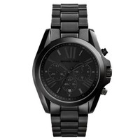 Bradshaw Black Watch | Michael Kors