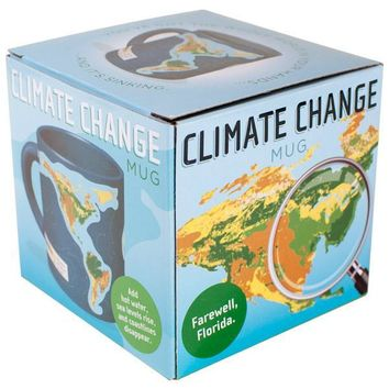 PHILOSPHERS GUILD CLIMATE CHANGE MUG