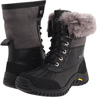 UGG Adirondack Boot II Black/Grey - Zappos.com Free Shipping BOTH Ways