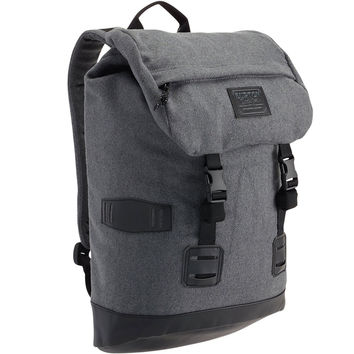 Burton: Tinder Backpack - Grey Wool Leather