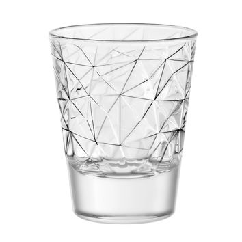 Majestic Gifts Quality Glass Shot Glass, Set of 6