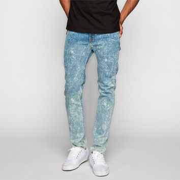 Levi's 511 Mens Slim Jeans Speckled Indigo  In Sizes