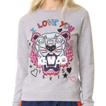 Love Tiger Sweatshirt