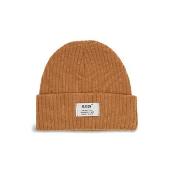 INDUSTRIAL BEANIE - CAMEL