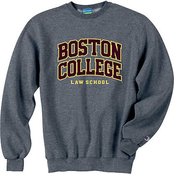 Boston College Law School Crewneck Sweatshirt
