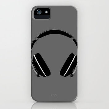 Music To My Ears iPhone Case by Upperleft Studios