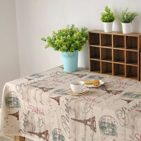 Home Decor Tablecloths [6283665030]