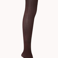 Underground Zigzag Tights