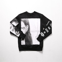 XQUARE 23 Morph Movie Sweatshirt