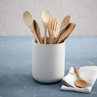 Textured Utensil Holder