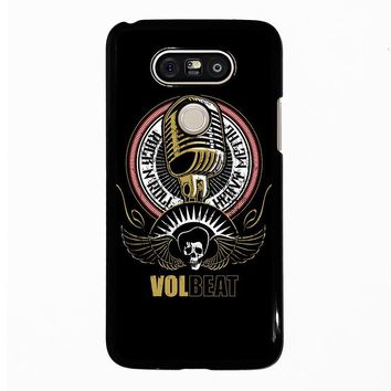 VOLBEAT HEAVY METAL LG G5 Case Cover