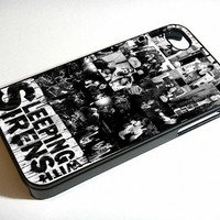 sleeping with sirens iphone 4 case iphone 5 case samsung galaxy S3 case