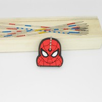 Spiderman Key Cap/Cover Keychain