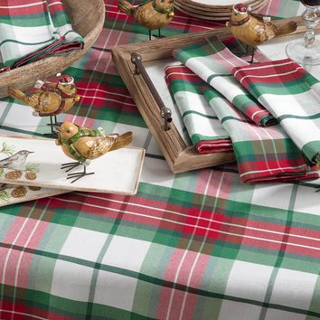 Vernor Holiday Plaid Collection