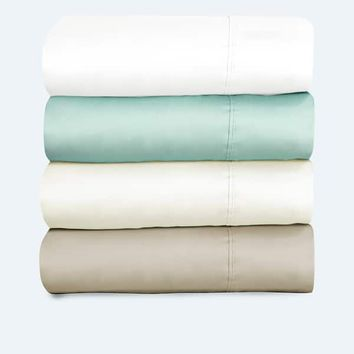 The Tencel 4 piece sheet set | Overstock.com Shopping - The Best Deals on Sheets