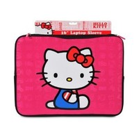 "Hello Kitty 16"" Neoprene Sleeve For Notebook Computers"