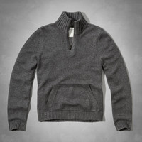 Buell Mountain Mock Neck Sweater