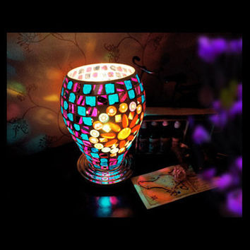 Turkish Touch Sensitive Lamp Christmas Gift: gulleitrustmart.com