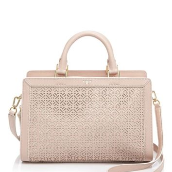 Tory Burch Fret-T Satchel | Bloomingdales's
