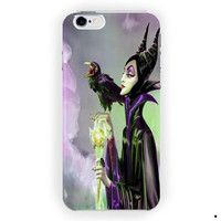 Maleficent Walts Disney Movie For iPhone 6 / 6 Plus Case
