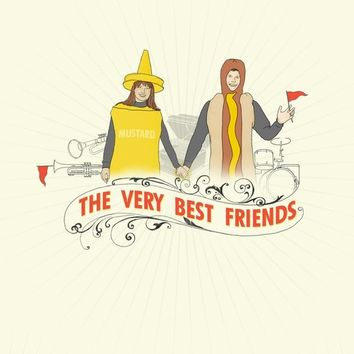 """The Very Best Friends"" - Art Print by Keith P. Rein"
