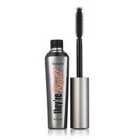 they're real! mascara > Benefit Cosmetics