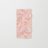 You are the Rose Hand & Bath Towel by anipani