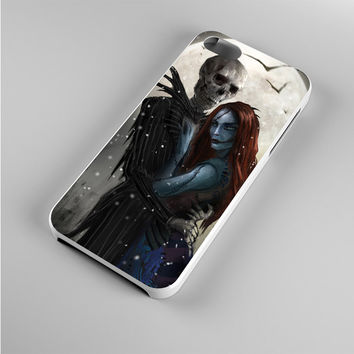 Jack and Sally The Nightmare Before Iphone 5s Case