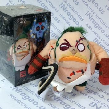 DotA 2: Micro Plush Series 2: Pudge [ WITH UNUSED CODE! ]