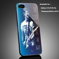 Luke Hemmings Quotes, 5 Seconds Of Summer - Print on cover for iPhone and iPod case