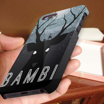 disney, bambi 3D iPhone Cases for iPhone 4,iPhone 4s,iPhone 5,iPhone 5s,iPhone 5c,Samsung Galaxy s3,samsung Galaxy s4