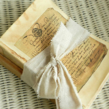 shabby wedding vintage book bundle shabby decor paris apartment tattered farmhouse altered rustic accessory cream photography prop