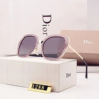 Dior Women Popular Shades Eyeglasses Glasses Sunglasses