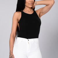 Kiely Bodysuit - Black