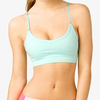 Low Impact - Sweetheart Sports Bra