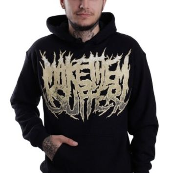 Make Them Suffer - Kneel Down - Hoodie