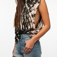 Truly Madly Deeply Tie Dye Show Some Muscle Tee