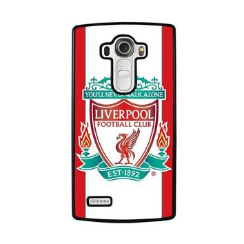 liverpool fc lg g4 case cover  number 1